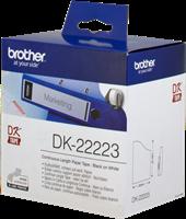 Etiquetas Brother DK-22223