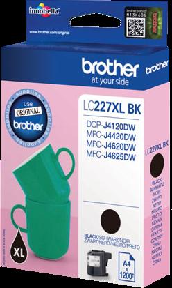 Cartucho de tinta Brother LC-227XL