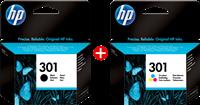 Multipack HP 301