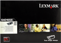 Tóner Lexmark 64016SE