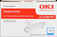 Unidad de tambor OKI 43381707