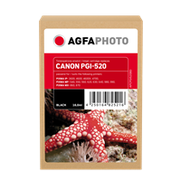 Cartucho de tinta Agfa Photo APCPGI520BD