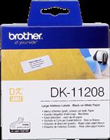 Etiquetas Brother DK-11208