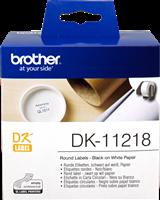 Etiquetas Brother DK-11218