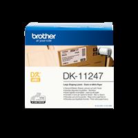 Etiquetas Brother DK-11247