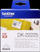 Etiquetas Brother DK-22225