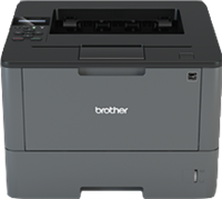 Impresora Laser Negro Blanco Brother HL-L5000D