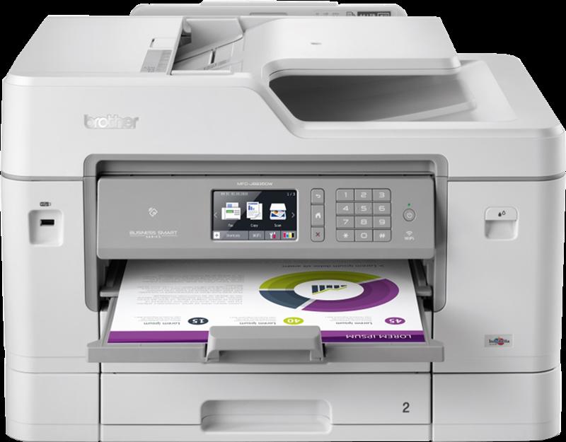 Impresora Multifuncion Brother MFC-J6935DW