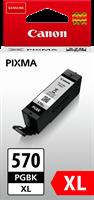 Cartucho de tinta Canon PGI-570pgbk XL