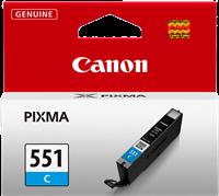 Cartucho de tinta Canon CLI-551C