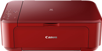 Dipositivo multifunción Canon PIXMA MG3650 rot