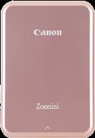 Impresora de fotos Canon Zoemini Rosegold