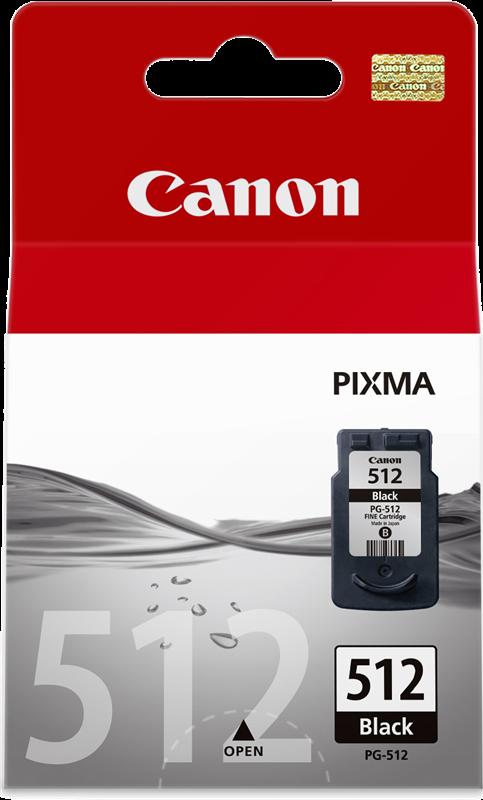 Cartucho de tinta Canon PG-512