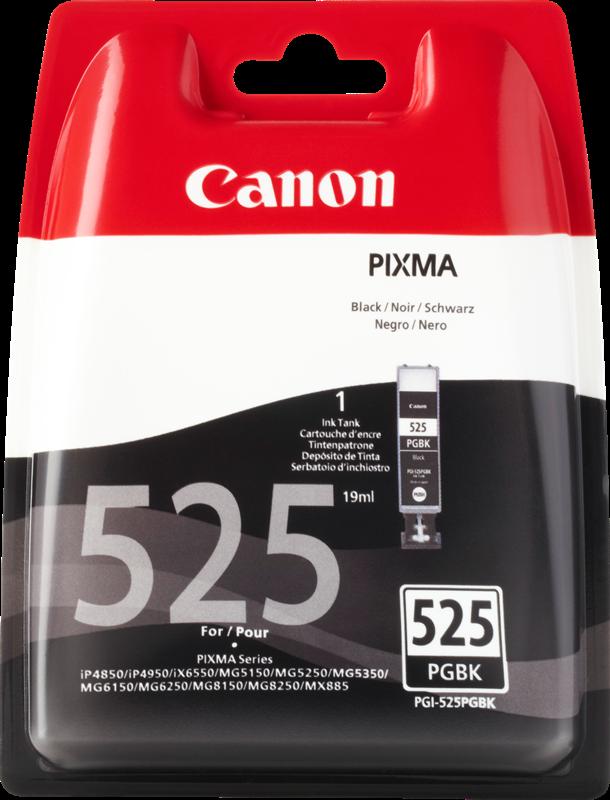 Cartucho de tinta Canon PGI-525Pgbk