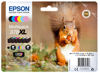 Multipack Epson 378XL