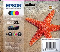 Multipack Epson 603XL