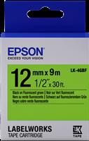 Cinta mecanográfico Epson LK-4GBF