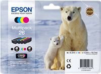 Multipack Epson T2616