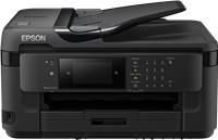 Dipositivo multifunción Epson WorkForce WF-7710DWF
