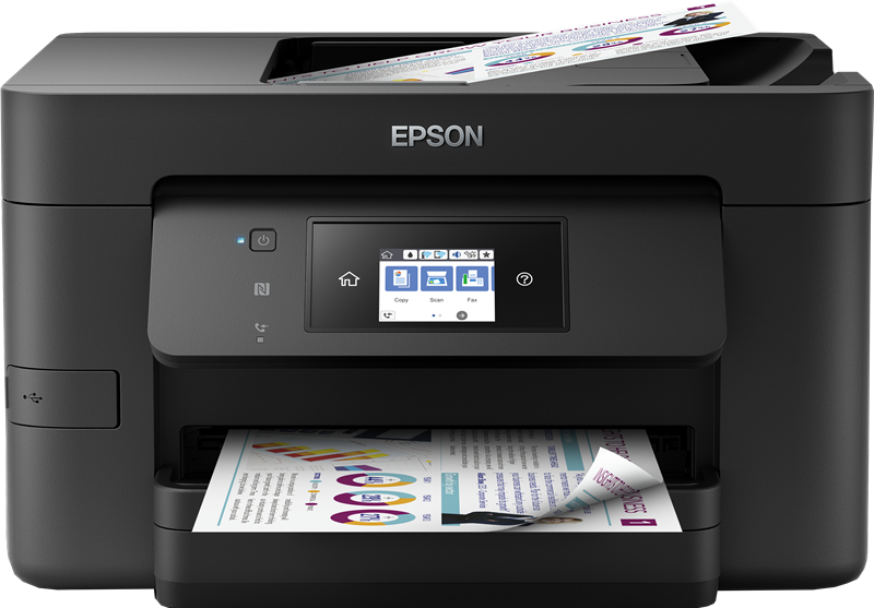 Impresora Multifuncion Epson WorkForce Pro WF-4720DWF