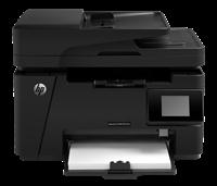 Dipositivo multifunción HP LaserJet Pro MFP M127fw
