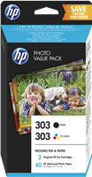 Value Pack HP 303
