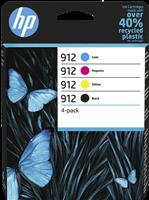 Multipack HP 912