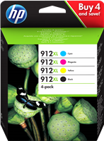 Multipack HP 912 XL