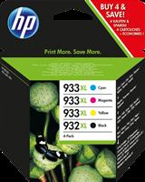 Multipack HP 932 XL + 933 XL