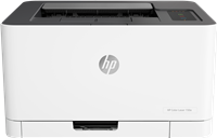 Impresoras láser color HP Color Laser 150a