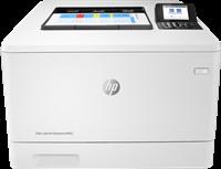 Impresoras láser color HP Color LaserJet Enterprise M455dn