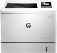 Impresora láser color HP Color LaserJet Enterprise M553dn
