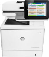 Dispositivo multifunción HP Color LaserJet Enterprise M577dn MFP