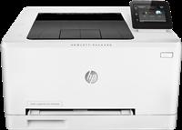 Impresora láser color HP Color LaserJet Pro M252dw