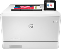 Impresora láser a color HP Color LaserJet Pro M454dw