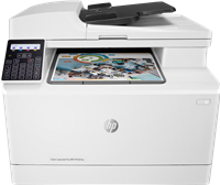 Impresora Multifuncion HP Color LaserJet Pro MFP M181fw