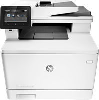 Impresora Multifuncion HP Color LaserJet Pro MFP M377dw