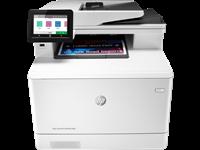 Impresora Multifuncion HP Color LaserJet Pro MFP M479fdn