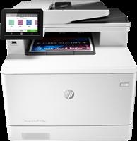Dipositivo multifunción HP Color LaserJet Pro MFP M479fdw