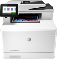 Impresora láser a color HP Color LaserJet Pro MFP M479fdw