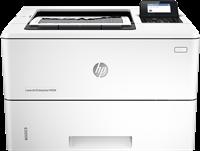 Impresora Laser Negro Blanco HP LaserJet Enterprise M506dn