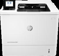 Impresora Laser Negro Blanco HP LaserJet Enterprise M607dn