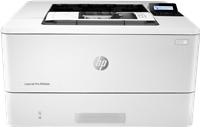 Impresoras láser blanco y negro HP LaserJet Pro M404dn
