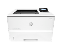 Impresora Laser Negro Blanco HP LaserJet Pro M501dn