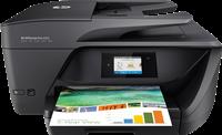 Impresora Multifuncion HP Officejet Pro 6960