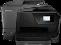 Dipositivo multifunción HP Officejet Pro 8710