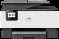 Impresora de inyección de tinta HP OfficeJet Pro 9012 All-in-One