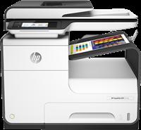Dipositivo multifunción HP PageWide MFP 377dw