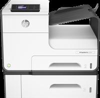 Impresora de inyección de tinta HP PageWide Pro 452dwt