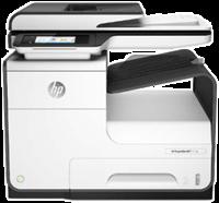 Dipositivo multifunción HP PageWide Pro 477dw